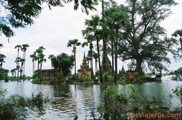 Inwa-Burma - Myanmar Inwa-Myanmar
