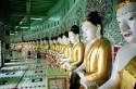 Ampliar Foto: Pagoda U Min Thoun Ze-Sagaing-Myanmar
