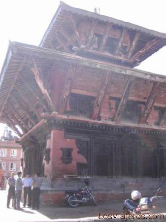 Templo de Bhaktapur - Nepal