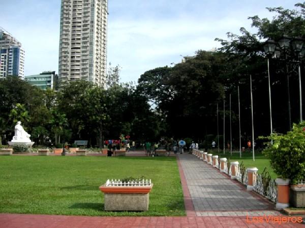 Manila, The Capital - Philippines Manila, la Capital - Filipinas
