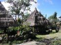 Ir a Foto: Casas de la etnia ifugao  Go to Photo: Ifugao houses
