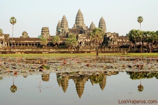 Angkor Wat - Angkor -Camboya Angkor Wat -Angkor -Cambodia