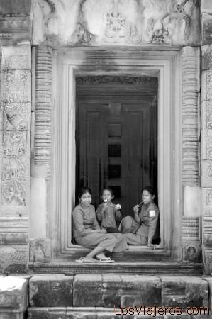 Banteai Samre - Angkor -Camboya Banteai Samre - Angkor -Camboya - Cambodia