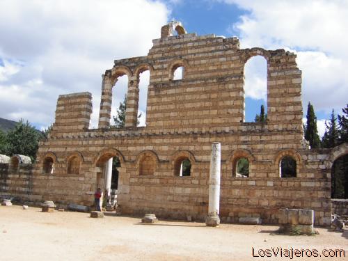 Aanjar-Libano