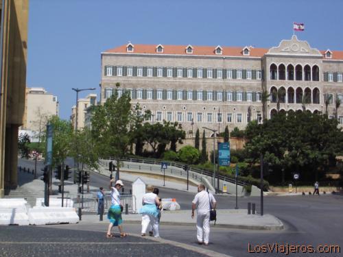 Parlamento de Beirut - Libano