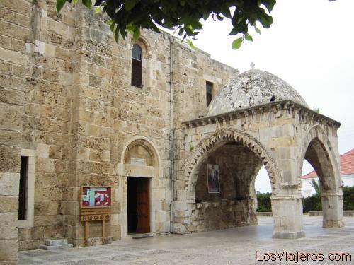 St.John Church - Lebanon Iglesia de S.Juan - Libano