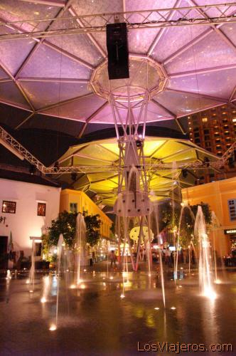Clarke Quay - Singapur Clarke Quay - Singapore