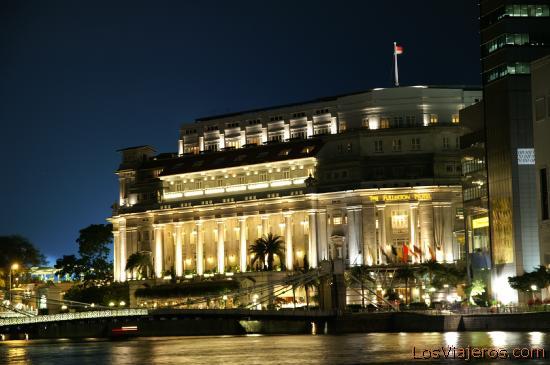 Fullerton Hotel - Singapore Hotel Fullerton - Singapur