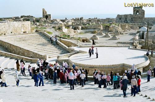 Citadel-Aleppo- Syria  Ciudadela-Aleppo - Siria