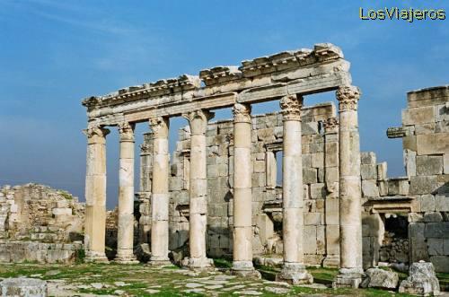 Apamea - Siria
