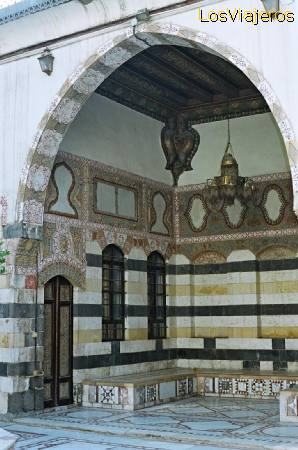 Beit Nizam-Damasco - Siria Beit Nizam-Damascus - Syria