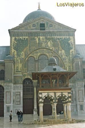 Mezquita Omeya-Damasco - Siria