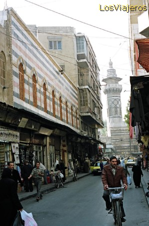 Calle Recta-Damasco - Siria Via Recta-Damasco - Syria