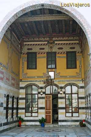 Beit Nizam-Damascus - Syria Beit Nizam-Damasco - Siria