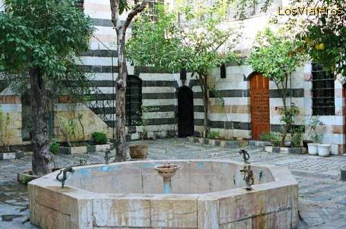 Beit as-Sibai-Damasco - Siria