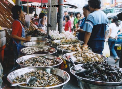 Barrio Chino- Bangkok - Tailandia