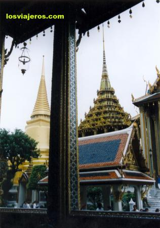Emerald Buddha - Thailand Buda Esmeralda - Bangkok - Tailandia
