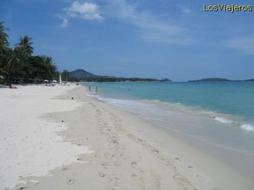 Chaweng beach - Thailand Playa de Chaweng - Tailandia