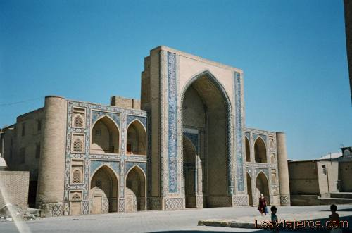Madrassa de  Ulugbek