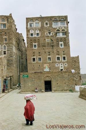 Al-Hamam-Thula-Yemen Al-Hamam-Thula-Yemen