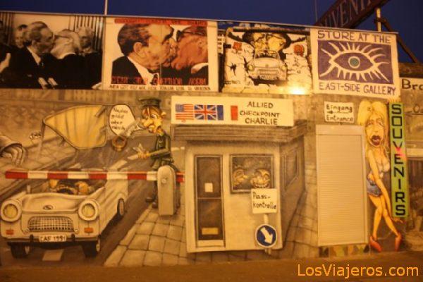 Muro de Berlin - Alemania Berlin Wall - Germany