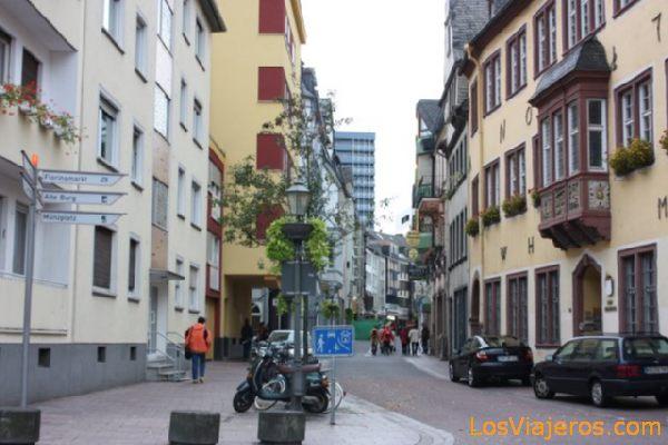 Calle de Coblenza - Alemania