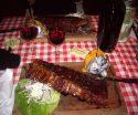 Ir a Foto: Comida en  Gante. Bélgica.  Go to Photo: Typical Restaurant - Ghent. Belgium.