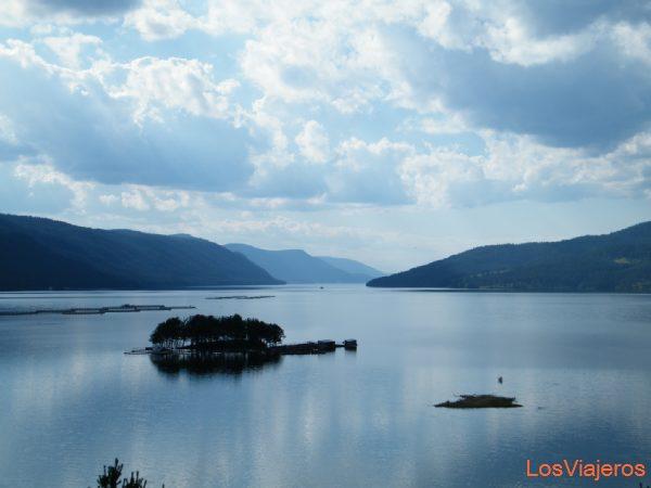 Landscape of Bulgaria Paisaje de Bulgaria