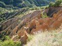 Ir a Foto: Formaciones rocosas debidas a la erosión  Go to Photo: Rock formations caused by erosion