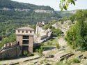Ir a Foto: Detalles de las murallas defensivas de Veliko Tarnovo  Go to Photo: Details of the defensive walls of Veliko Tarnovo