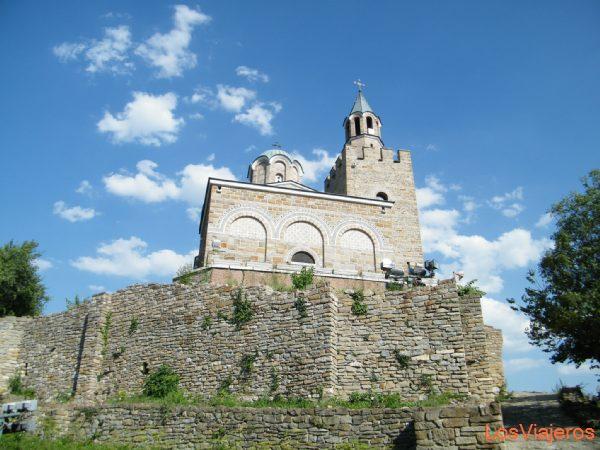 Iglesia del Patriarca, en Veliko Tarnovo - Bulgaria Church of the Patriarch  in Veliko Tarnovo - Bulgaria