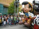 Ir a Foto: Cabalgata de media tarde - Walt Disney Studios París  Go to Photo: Parade of average late - Walt Disney Studios Paris