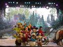 Ir a Foto: Mickey y la Magia del Invierno en Navidad - Disneylad París  Go to Photo: Mickey´s Winter Wonderland in Christmas - Disneyland Park