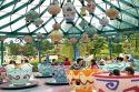 Ir a Foto: Tazas de Te de Alicia - Disneyland  Go to Photo: Mad Hatter Tea Cups - Disneyland
