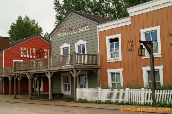 Hotel Cheyenne - Disneyland - Francia Hotel Cheyenne - Disneyland - France