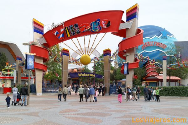Disney Village - Disneyland - Francia Disney Village - Disneyland - France