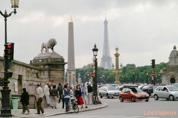 Avenue des Champs-Élysées - Paris - France Campos Eliseos - Paris - Francia