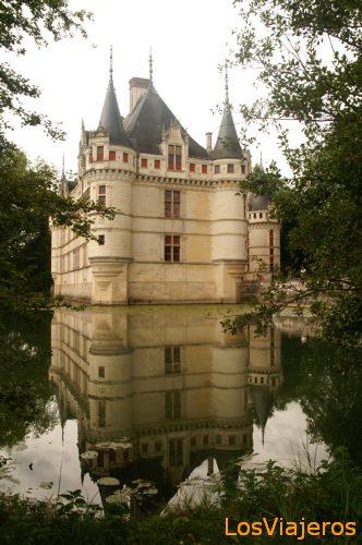 Castles of the Loire Valley - France Castillos del Loira - Francia