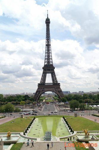 Torre Eiffel - Paris - Francia Eiffel Tower - Paris - France