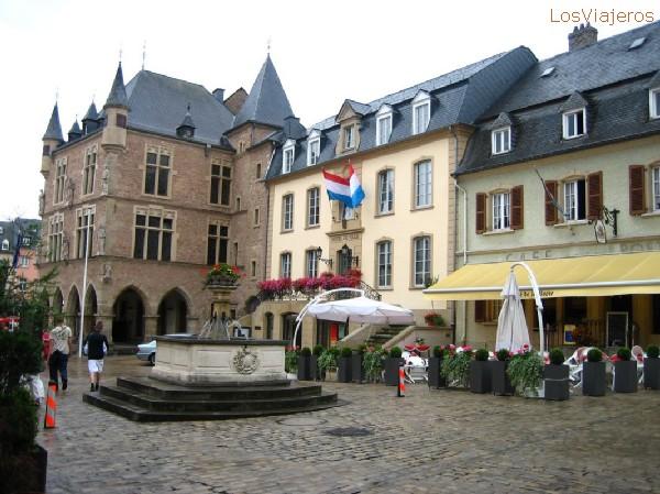 Echternacht - Luxemburgo Echternacht - Luxembourg