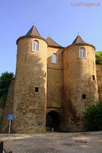 Luxembourg - Luxembourg Clausen - Luxemburgo - Luxemburgo
