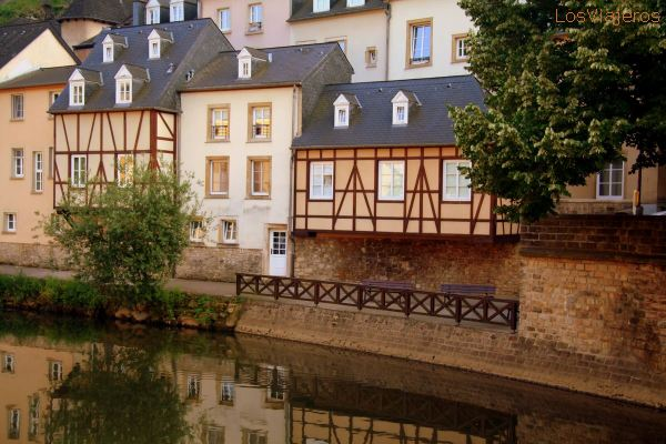 Luxembourg - Luxembourg Luxemburgo - Luxemburgo