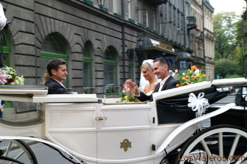 Wedding in Krakow- Poland Boda en Cracovia- Polonia