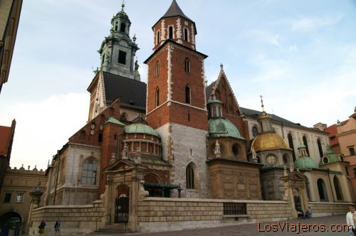 Catedral de San Estanislao -Wavel- Cracovia- Polonia