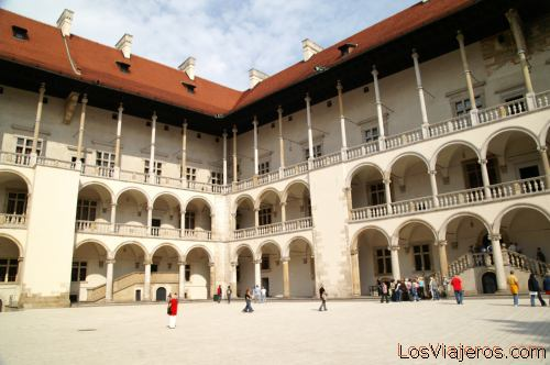 Wawel Royal Castle -Krakow- Poland Castillo Real de Wawel -Cracovia- Polonia