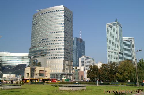 Centro Finaciero y de Negocios -Varsovia- Polonia
