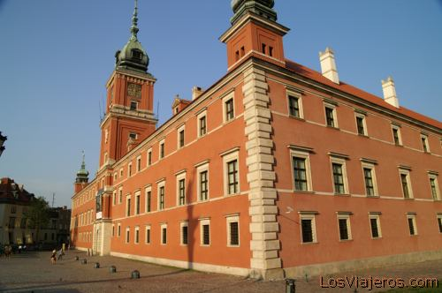 Castillo Real de Varsovia- Polonia Royal Castle of Warsaw- Poland