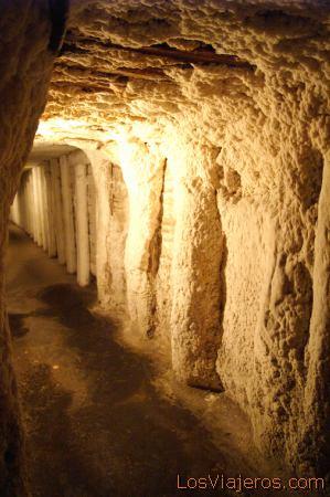The Wieliczka Salt Mine- Poland Mina de sal de Wieliczka- Polonia