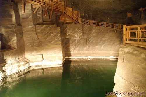 Wieliczka Salt Mine- Poland Mina de sal de Wieliczka- Polonia