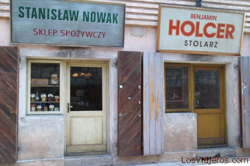 The Kazimierz Jewish Quarter -Krakow- Poland El barrio judio de Kazimierz -Cracovia- Polonia